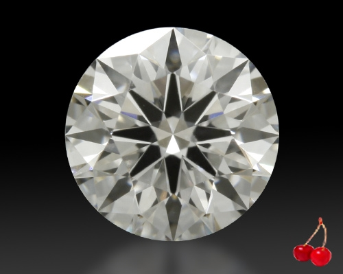 0.406 ct F VS2 Expert Selection Round Cut Loose Diamond