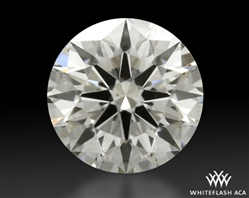 0.40 ct I VS2 A CUT ABOVE® Hearts and Arrows Super Ideal Round Cut Loose Diamond