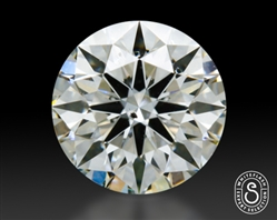0.417 ct H SI1 Expert Selection Round Cut Loose Diamond