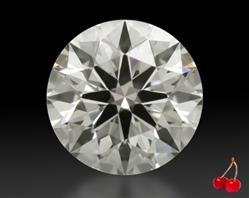 0.402 ct J VS2 Expert Selection Round Cut Loose Diamond