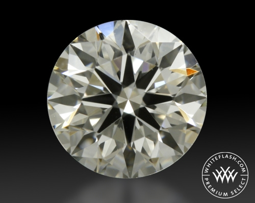 0.413 ct J VS1 Premium Select Round Cut Loose Diamond