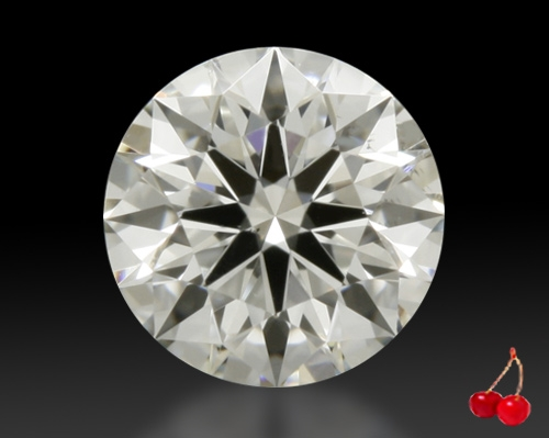 0.307 ct H VS2 Expert Selection Round Cut Loose Diamond