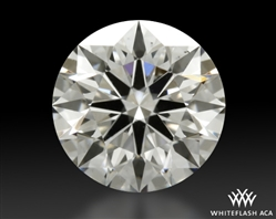 0.782 ct F VS2 A CUT ABOVE® Hearts and Arrows Super Ideal Round Cut Loose Diamond