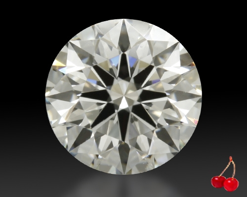 0.716 ct H VS1 Expert Selection Round Cut Loose Diamond