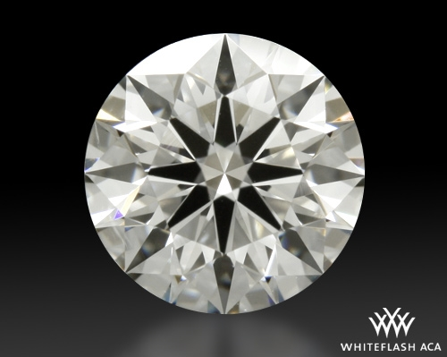 0.75 ct H VS2 A CUT ABOVE® Hearts and Arrows Super Ideal Round Cut Loose Diamond