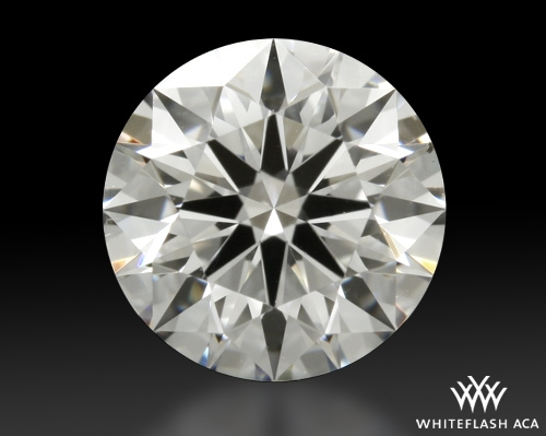 0.80 ct F VS2 A CUT ABOVE® Hearts and Arrows Super Ideal Round Cut Loose Diamond