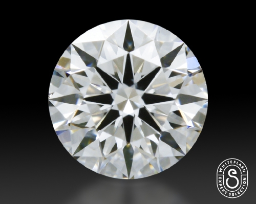 0.333 ct F SI1 Expert Selection Round Cut Loose Diamond