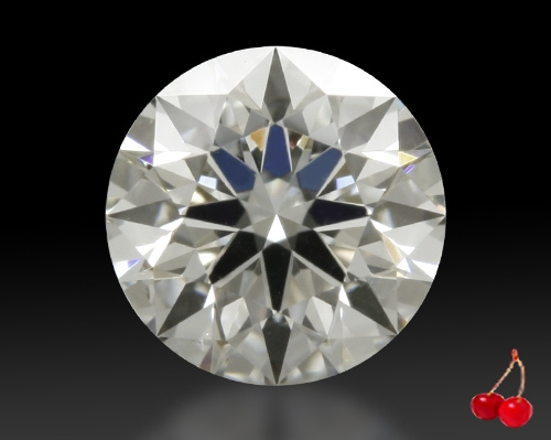 0.312 ct J SI2 Expert Selection Round Cut Loose Diamond
