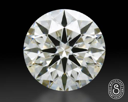 0.368 ct J VS2 Expert Selection Round Cut Loose Diamond