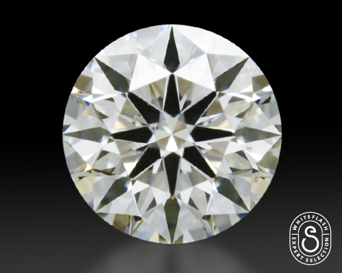 0.368 ct J VS2 Expert Selection Round Cut Loose Diamond