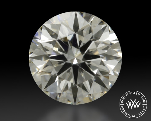 0.318 ct H SI1 Premium Select Round Cut Loose Diamond