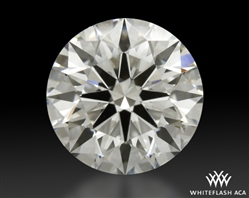 1.715 ct H VS2 A CUT ABOVE® Hearts and Arrows Super Ideal Round Cut Loose Diamond