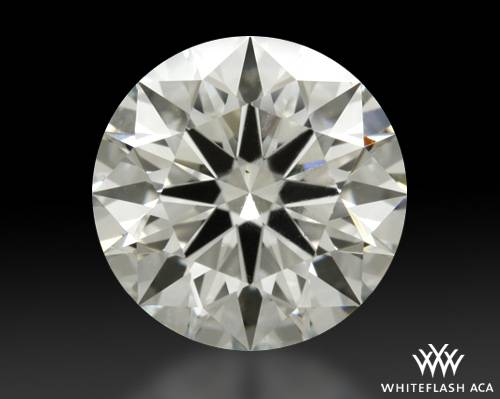 2.394 ct J VS2 A CUT ABOVE® Hearts and Arrows Super Ideal Round Cut Loose Diamond