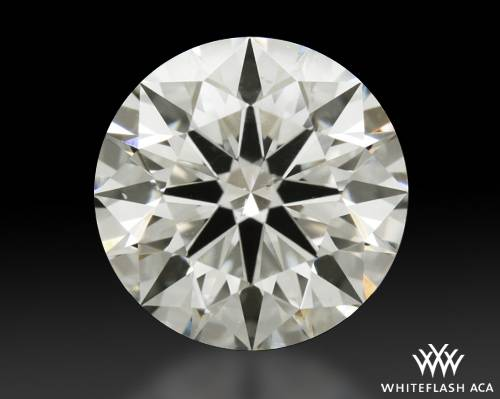 1.717 ct J SI1 A CUT ABOVE® Hearts and Arrows Super Ideal Round Cut Loose Diamond