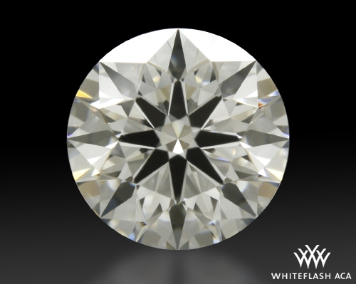 0.775 ct G VVS2 A CUT ABOVE® Hearts and Arrows Super Ideal Round Cut Loose Diamond