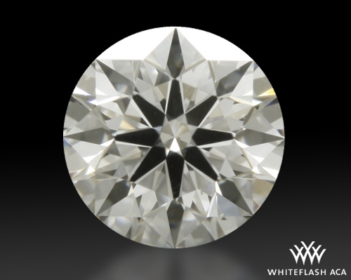 0.312 ct H VS2 A CUT ABOVE® Hearts and Arrows Super Ideal Round Cut Loose Diamond