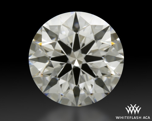 0.78 ct D VS1 A CUT ABOVE® Hearts and Arrows Super Ideal Round Cut Loose Diamond