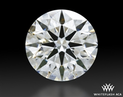 0.802 ct D VS1 A CUT ABOVE® Hearts and Arrows Super Ideal Round Cut Loose Diamond