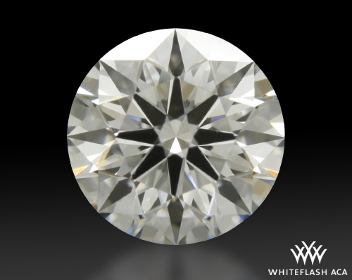 0.805 ct F VVS1 A CUT ABOVE® Hearts and Arrows Super Ideal Round Cut Loose Diamond
