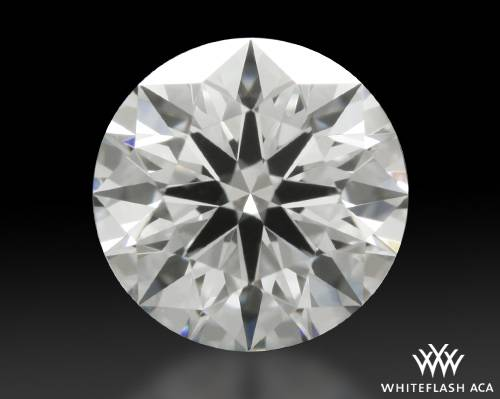 0.817 ct F VVS1 A CUT ABOVE® Hearts and Arrows Super Ideal Round Cut Loose Diamond