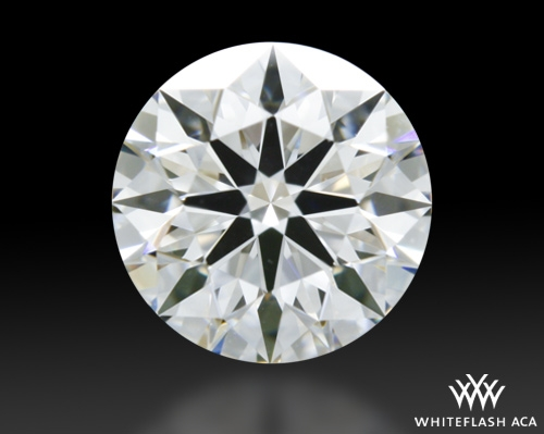 0.812 ct F VVS2 A CUT ABOVE® Hearts and Arrows Super Ideal Round Cut Loose Diamond