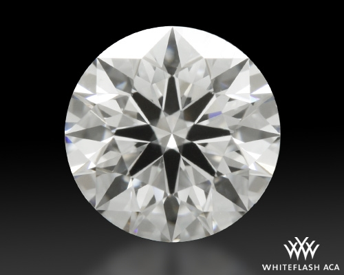 0.821 ct D VS1 A CUT ABOVE® Hearts and Arrows Super Ideal Round Cut Loose Diamond