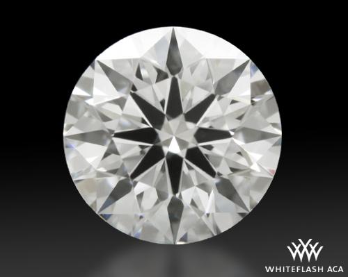 0.821 ct E VVS2 A CUT ABOVE® Hearts and Arrows Super Ideal Round Cut Loose Diamond