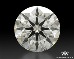 0.81 ct D VS1 A CUT ABOVE® Hearts and Arrows Super Ideal Round Cut Loose Diamond