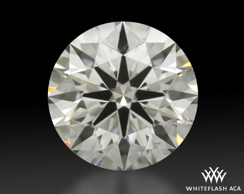 1.018 ct G SI1 A CUT ABOVE® Hearts and Arrows Super Ideal Round Cut Loose Diamond