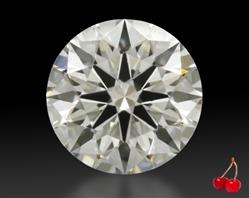 0.95 ct H VS1 Expert Selection Round Cut Loose Diamond