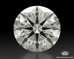 0.79 ct E IF A CUT ABOVE® Hearts and Arrows Super Ideal Round Cut Loose Diamond
