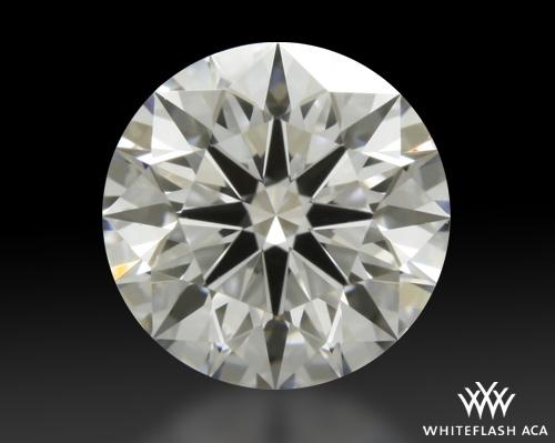 0.816 ct E VVS1 A CUT ABOVE® Hearts and Arrows Super Ideal Round Cut Loose Diamond
