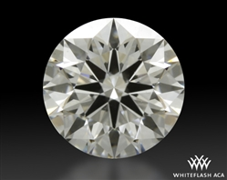 0.803 ct G VS1 A CUT ABOVE® Hearts and Arrows Super Ideal Round Cut Loose Diamond