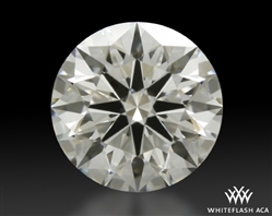 0.87 ct H VS2 A CUT ABOVE® Hearts and Arrows Super Ideal Round Cut Loose Diamond