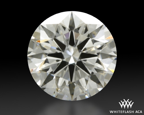 0.823 ct G VS1 A CUT ABOVE® Hearts and Arrows Super Ideal Round Cut Loose Diamond