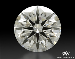 1.052 ct G VS2 A CUT ABOVE® Hearts and Arrows Super Ideal Round Cut Loose Diamond
