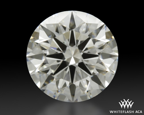 1.004 ct F VS2 A CUT ABOVE® Hearts and Arrows Super Ideal Round Cut Loose Diamond