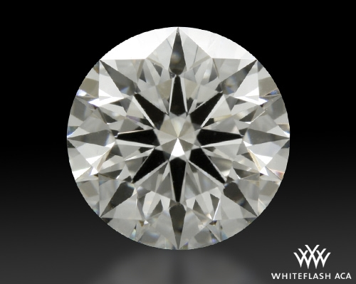 1.075 ct G VS1 A CUT ABOVE® Hearts and Arrows Super Ideal Round Cut Loose Diamond