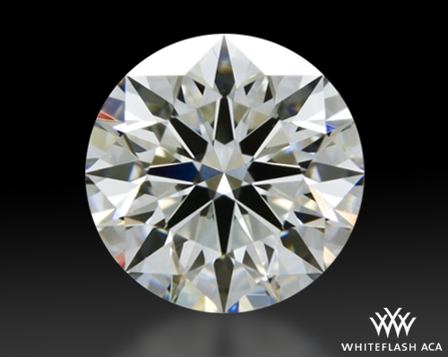 1.204 ct G VVS2 A CUT ABOVE® Hearts and Arrows Super Ideal Round Cut Loose Diamond