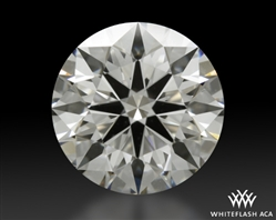 1.545 ct G VS1 A CUT ABOVE® Hearts and Arrows Super Ideal Round Cut Loose Diamond
