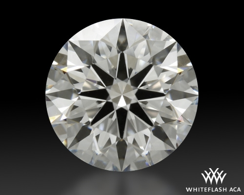 1.52 ct E VVS2 A CUT ABOVE® Hearts and Arrows Super Ideal Round Cut Loose Diamond