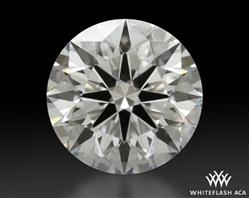 1.52 ct E VVS2 A CUT ABOVE® Hearts and Arrows Super Ideal Round Cut Loose Diamond
