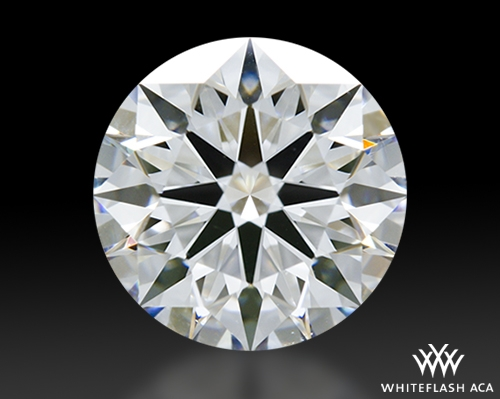 1.71 ct E VS2 A CUT ABOVE® Hearts and Arrows Super Ideal Round Cut Loose Diamond
