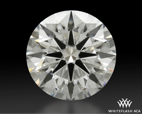 1.721 ct G VS1 A CUT ABOVE® Hearts and Arrows Super Ideal Round Cut Loose Diamond
