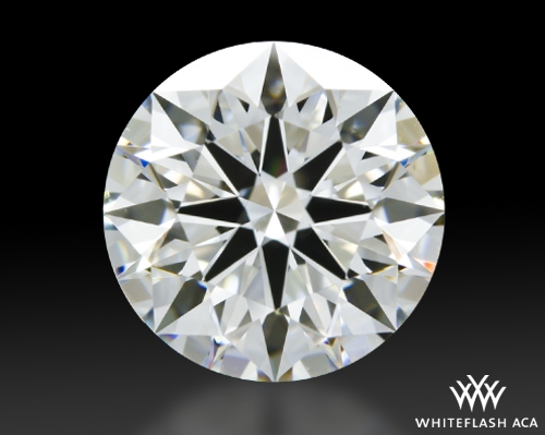 1.738 ct G VS1 A CUT ABOVE® Hearts and Arrows Super Ideal Round Cut Loose Diamond