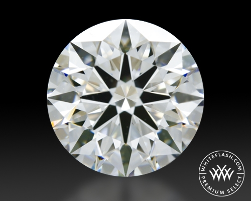1.708 ct F VS2 Premium Select Round Cut Loose Diamond