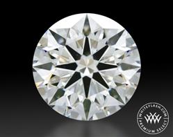 1.708 ct F VS2 Premium Select Round Cut Loose Diamond