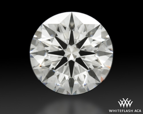 1.77 ct G VS1 A CUT ABOVE® Hearts and Arrows Super Ideal Round Cut Loose Diamond