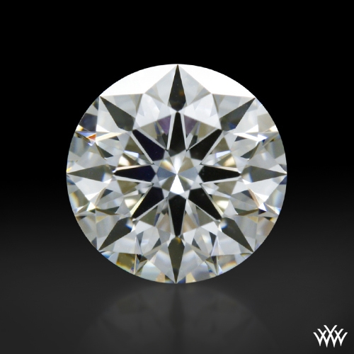 0.617 ct F VVS1 Expert Selection Round Cut Loose Diamond