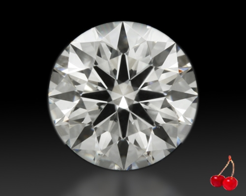 0.674 ct F VS2 Expert Selection Round Cut Loose Diamond